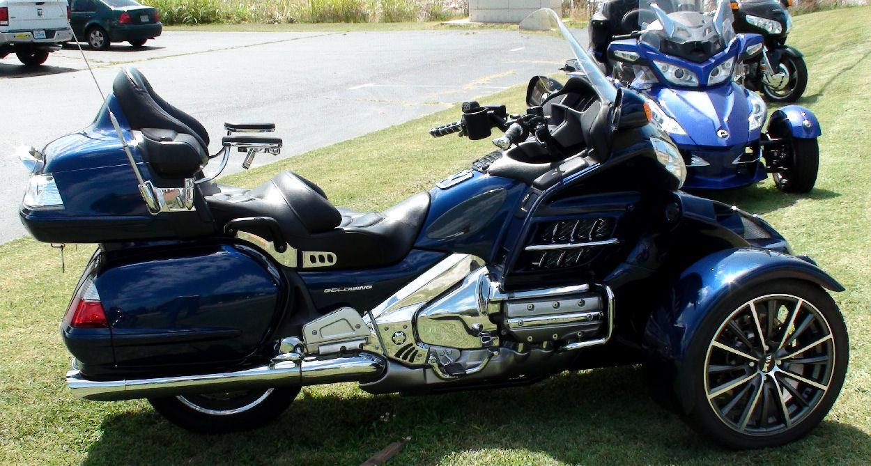 Reverse Trike Motorcycle Club