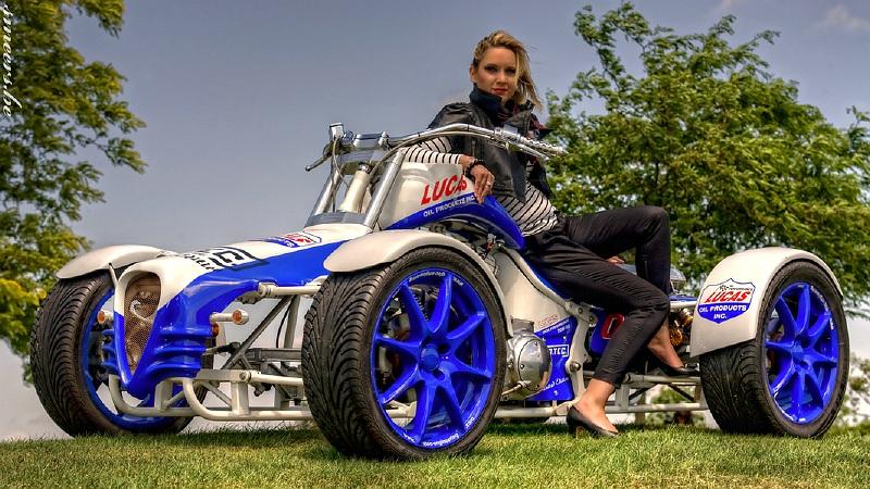 Reverse Trike Club Amp Street Legal Quads