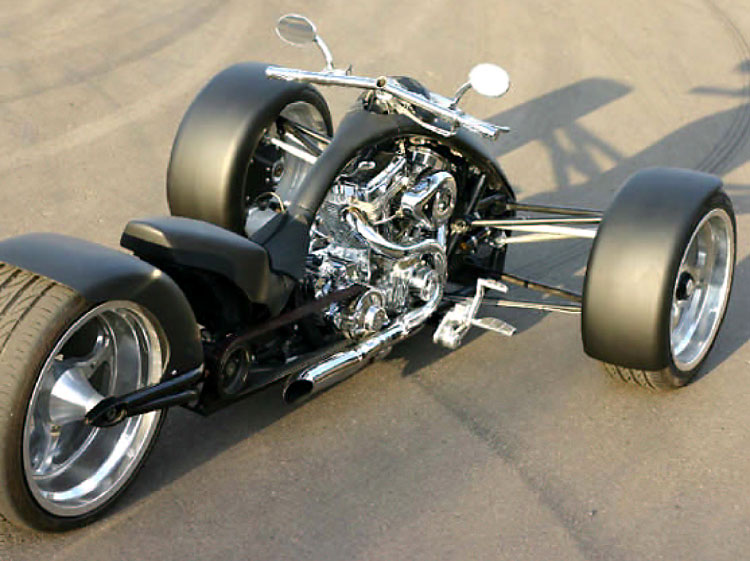 Reverse Trike Club Amp Street Driven Quads