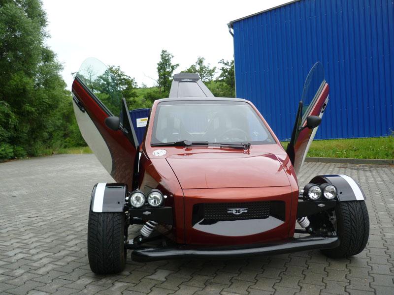 Reverse Trike Kit Car For Sale Uk