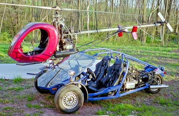Reverse Trike Club & Street Driven Quads